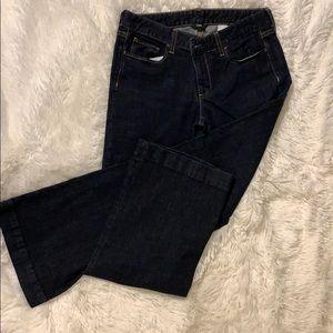 J.Crew Wide Leg Jeans